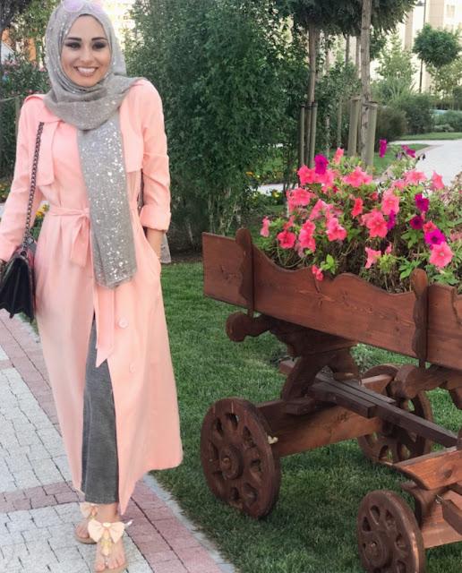 Trend Gamis yang Cantik dan Keren di Bulan Ramadhan  19 Trend Gamis yang Cantik dan Keren di Bulan Ramadhan 2019