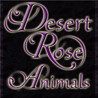 Desert Rose Animals