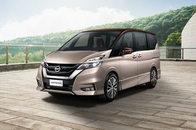 Review Nissan Serena 2019 2.0 X