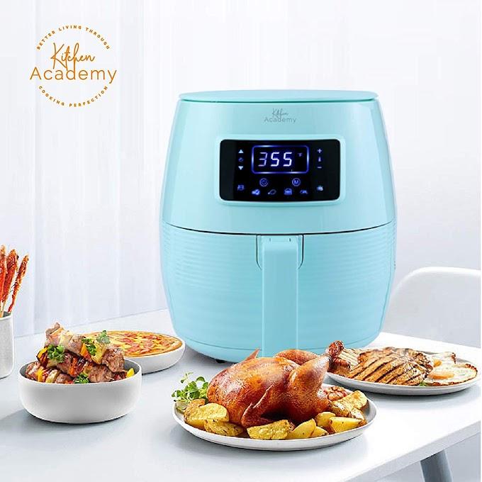 AMAZON - 40% off 5.8 Qt Electric Hot Air Fryers XL