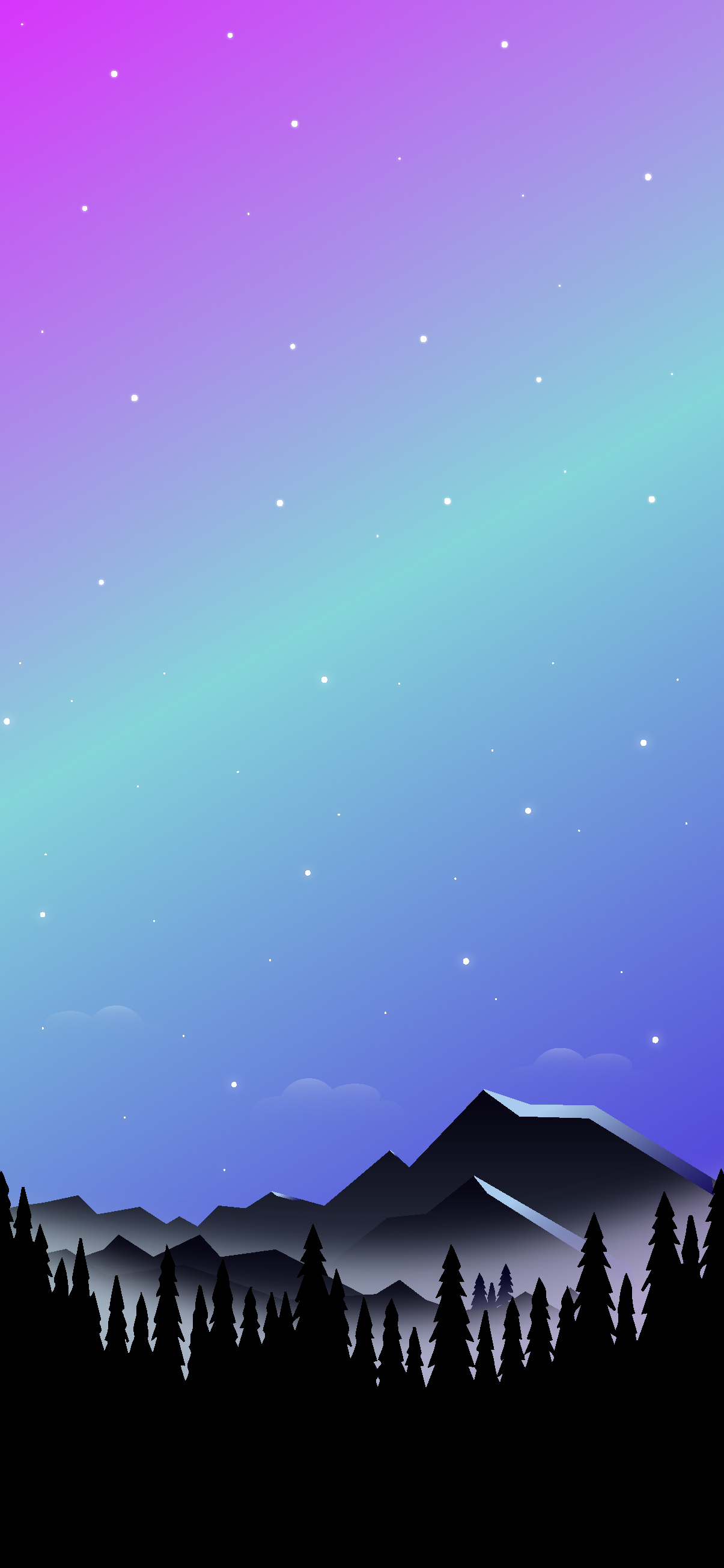 Wallpaper iphone landscape HD 2