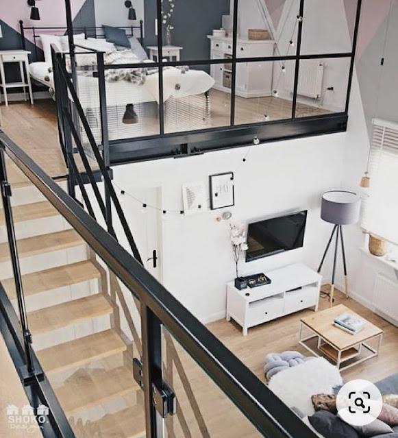 Rumah gaya skandinavian