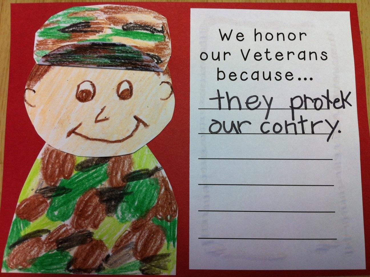 Kindergarten Kids At Play Kindergarten Veterans Day