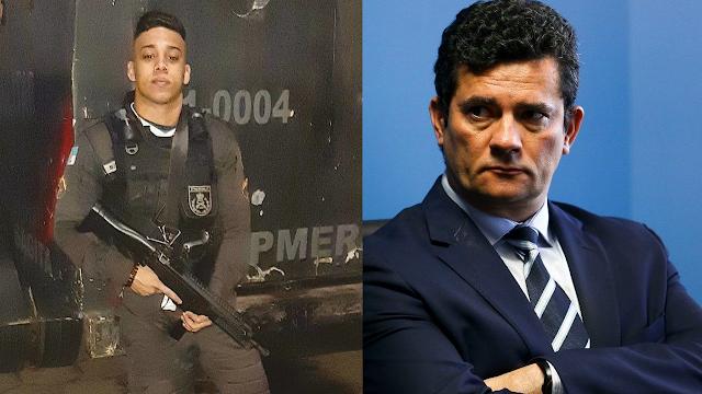 Reação: Moro já recebeu ofício com pedido de proteção para Gabriel Monteiro