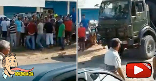 MIlitar linchado en San Félix tras ser abandonado por sus compañeros cobardes