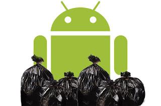 A donde se va los archivos que eliminamos en los dispositivos