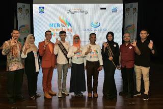 Asisten I Launching NTB Gemilang PR Ambassadors Challenge 2019