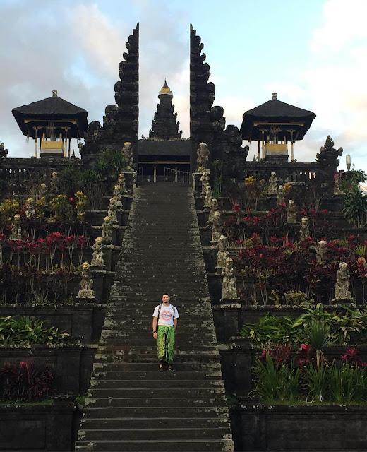 9 Pura Tekenal di Bali Yang Unik dan Ramai Dikunjungi Wisatawan Asing dan Lokal