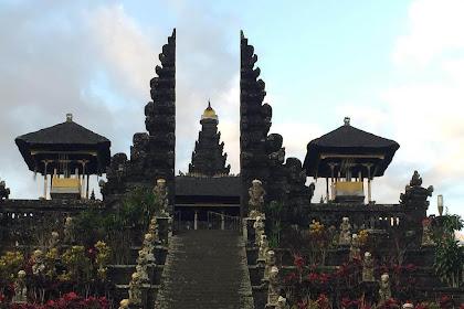 9 Pura Tekenal di Bali Yang Ramai Dikunjungi Wisatawan Asing dan Lokal