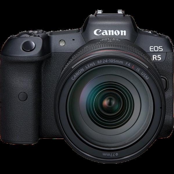 Canon lança atualização de firmware para câmaras profissionais selecionadas para simplificar os fluxos de trabalho
