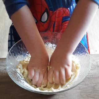 recette pate a sel volcan en eruption expérience fabriquer créer facile enfant