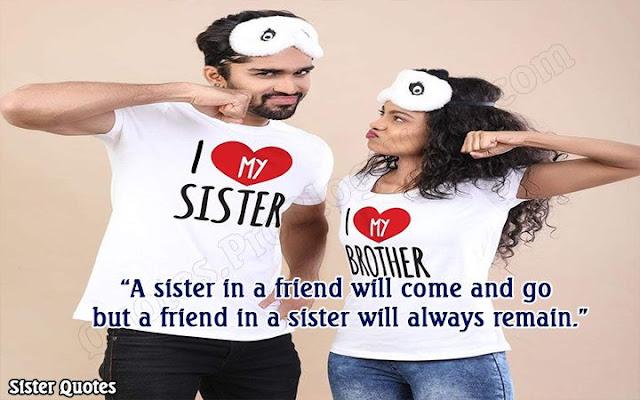 sister quotes attitude