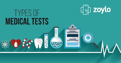 Regular Medical Test | Online diagnostic services