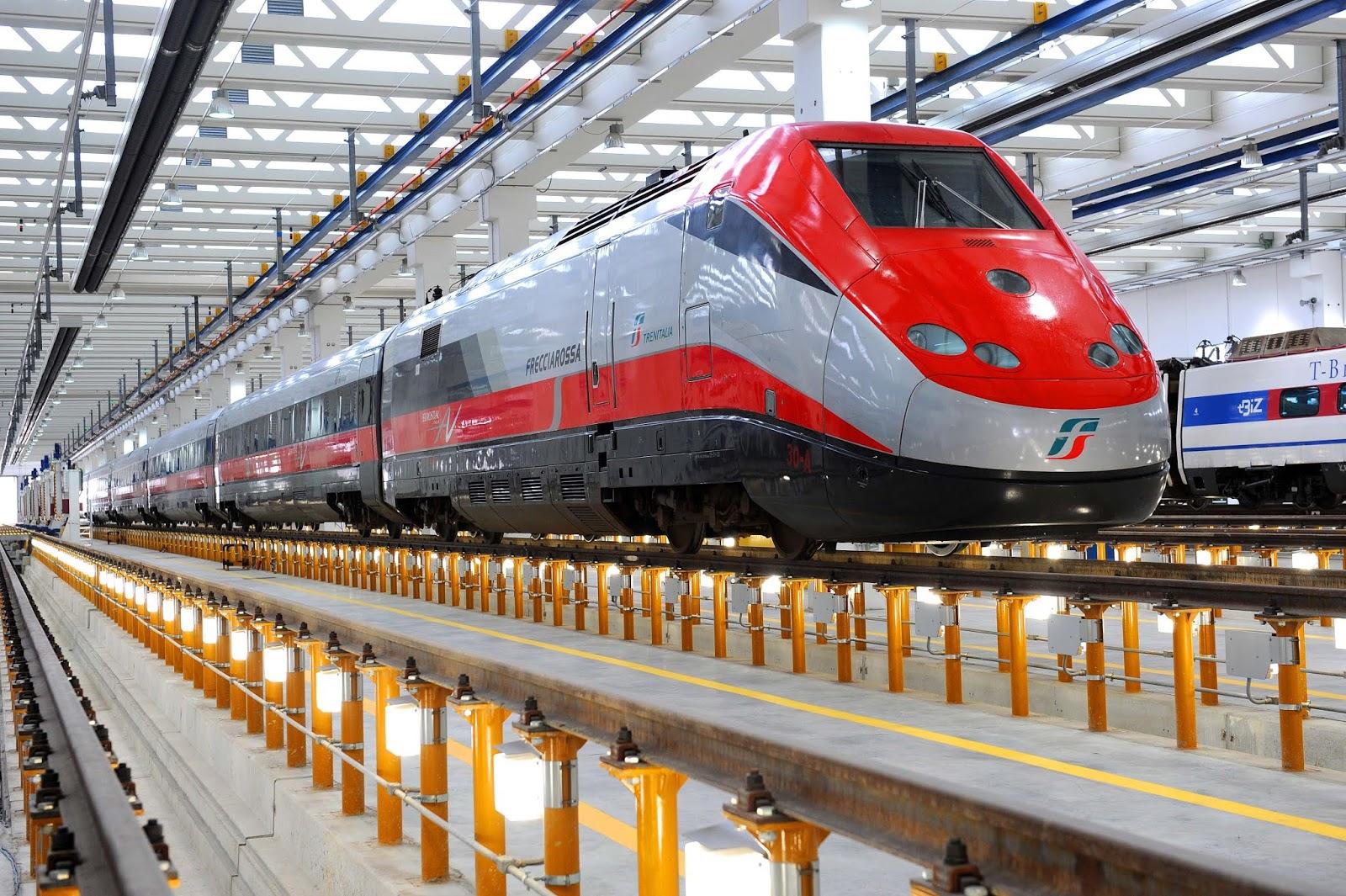 ETR 500 di Trenitalia