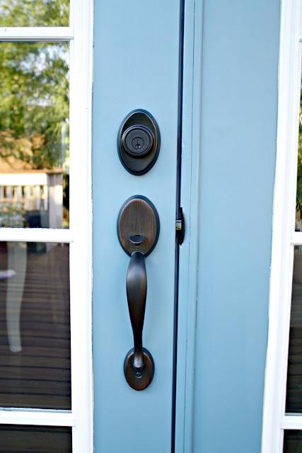 Kwikset exterior door hardware