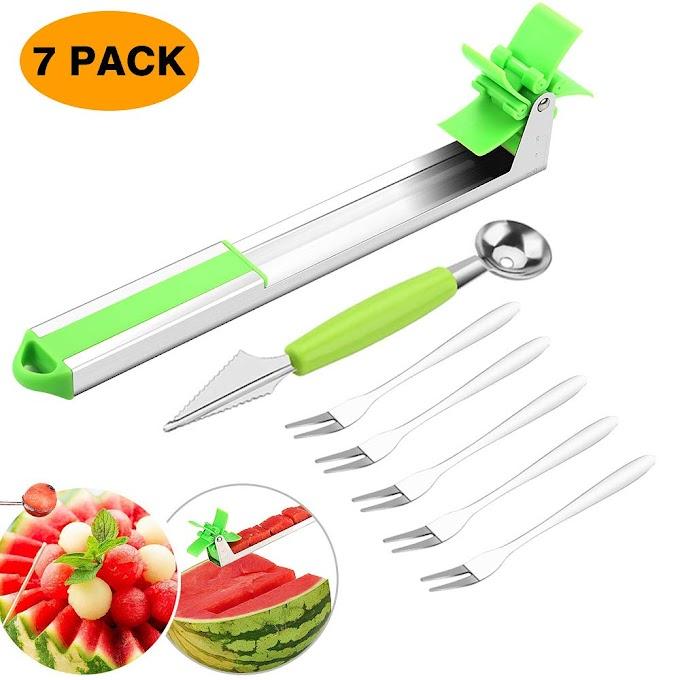 AMAZON - 30% off Watermelon Slicer Cutter