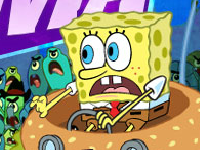 SpongeBob SquarePants Delivery Dilemma