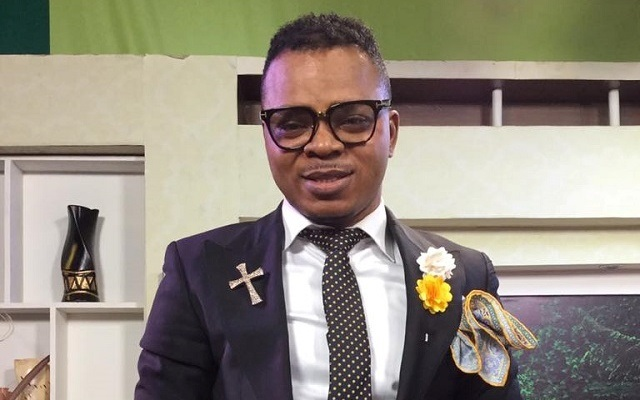 Bishop Obinim runs away from court [Video]