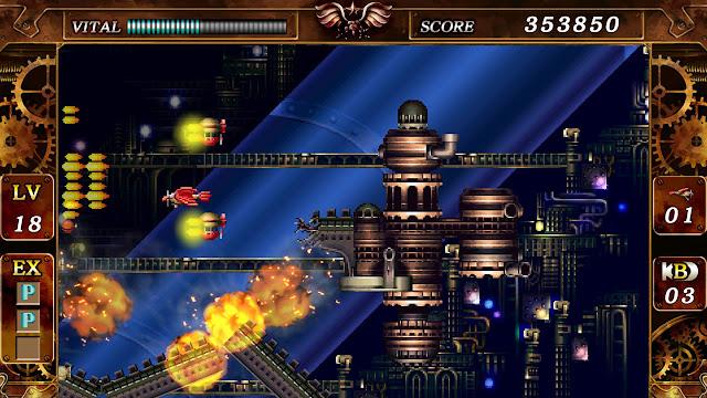 Steel Empire - PC Steam version - Underground base
