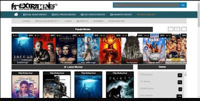 Extramovies 2019 link - download Tamil, Telegu, bollywood, Hollywood movies