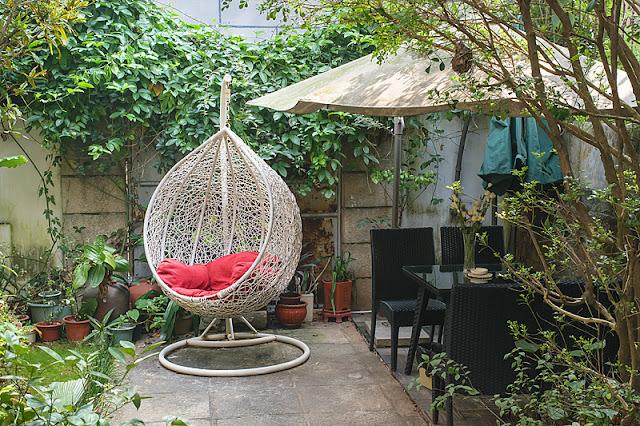 Le jardin du Liangzhu Lifestyle Hotel