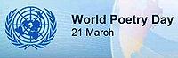 विश्व कविता दिवस