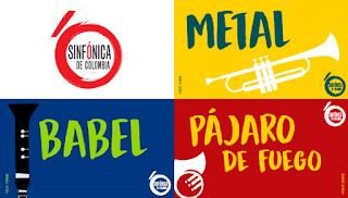 Sinfónica Nacional Conciertos NOVIEMBRE 2018 | Teatro Colon