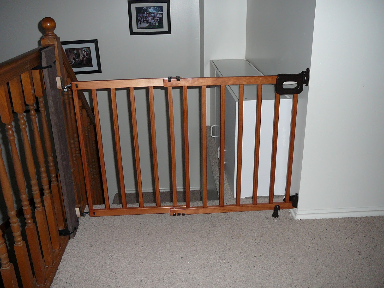 Five Frugal Sisters Banister Attachment For Baby Safety Gate