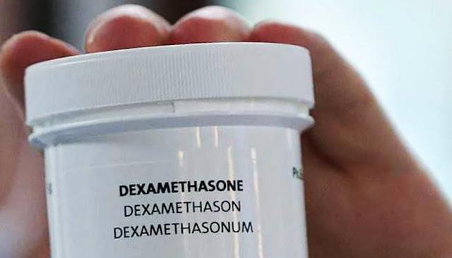 Dexametasona para tratar pacientes graves con Covid-19