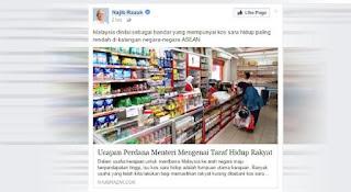 Kepelbagaian Program  Dipertingkatkan Bantu Kos Sara Hidup Rakyat Malaysia