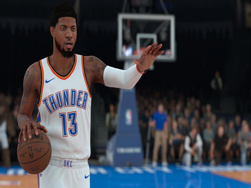 NBA 2K18 PC Game Free Download