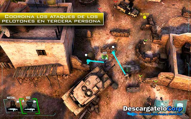 Call of Duty Strike Team Android Juego Apk