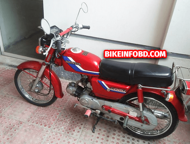 honda cd 80 old model