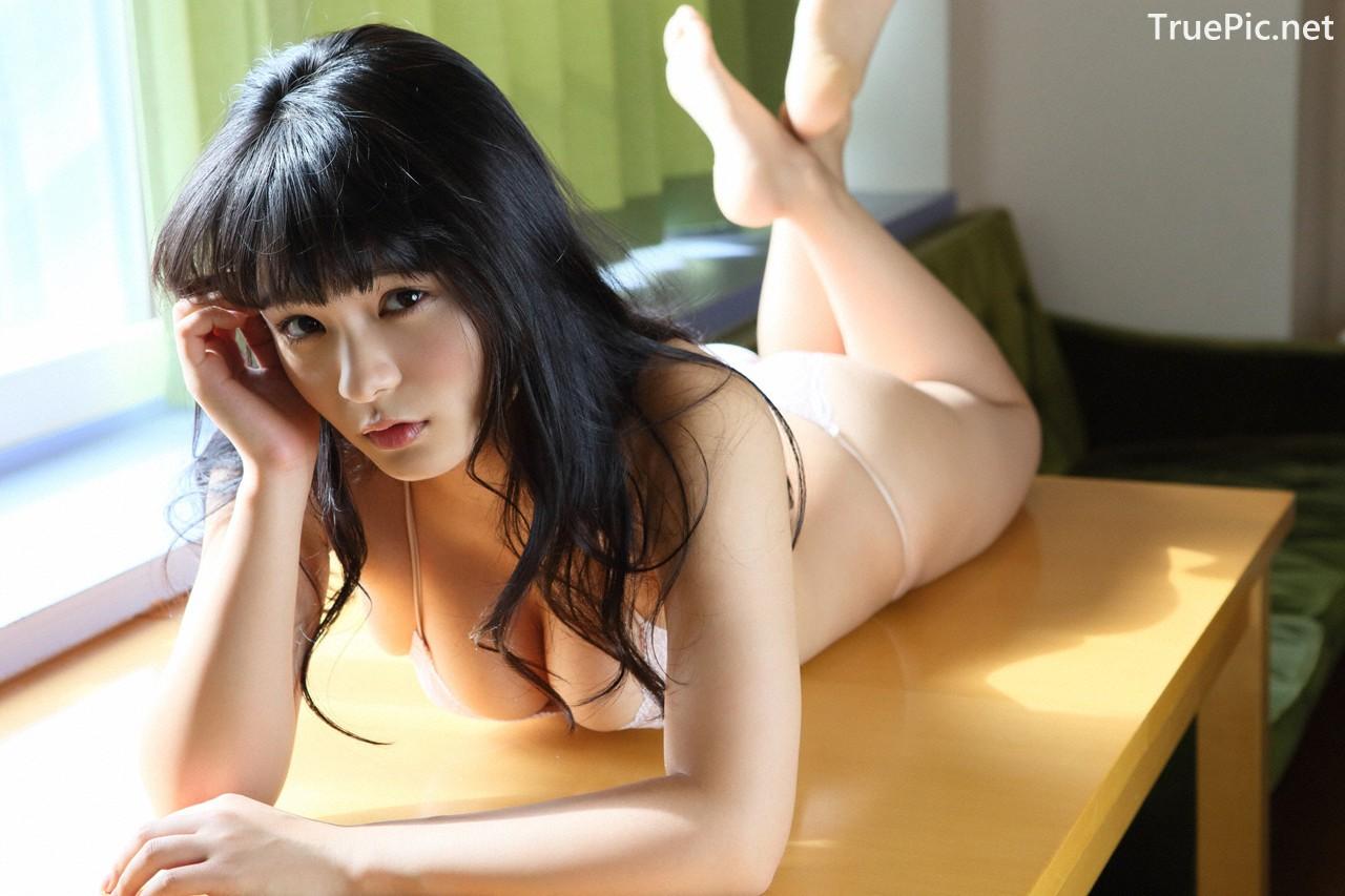 Image Japanese Gravure Idol - Mizuki Hoshina - Dream Goddess Of Many Boys - TruePic.net - Picture-9