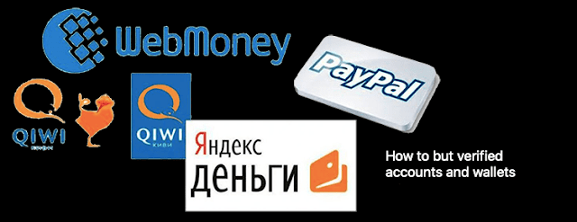 to buy verified accounts qiwi skrill neteller paxum wirex yandex