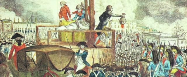 resumen de la revolución francesa