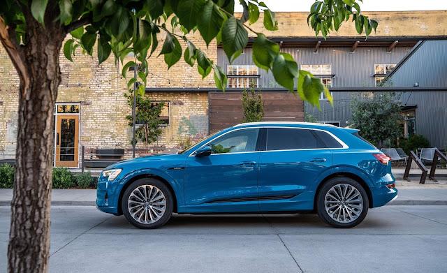 Audi e-Tron: SUV elétrico chega ao Brasil por R$ 459.990