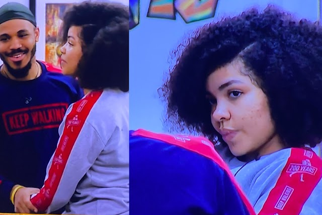 "BBNaija: ""With Your Hair Like This, Family Planning Is Cancelled"" – Ozo Gushes Over Nengi's Hair (Video)"