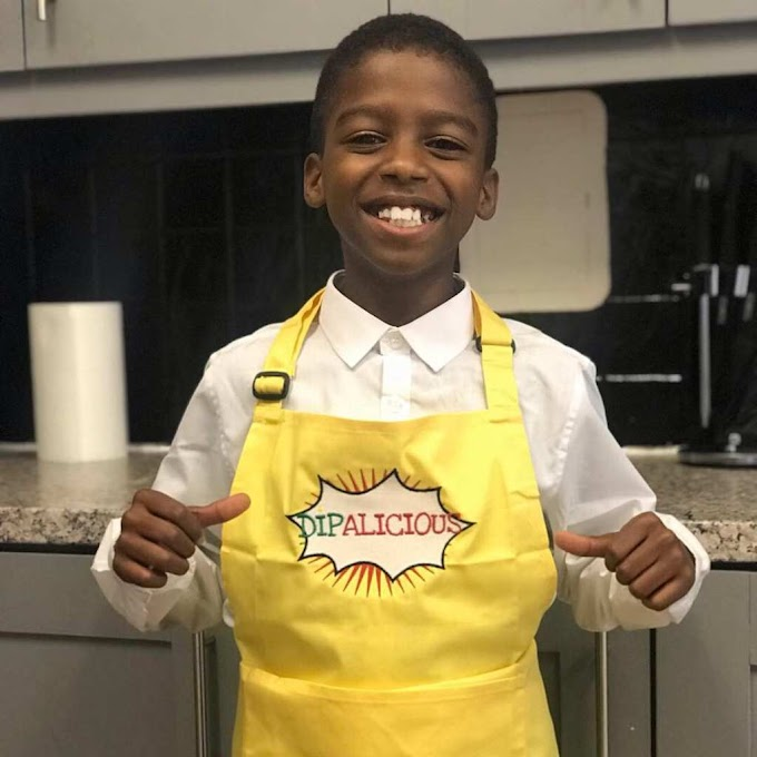 Meet 11-year-old vegan chef who is now founder and CEO of plant-based Caribbean restaurant in UK