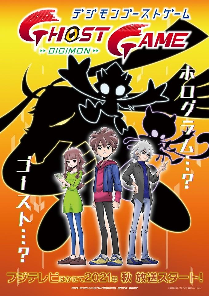 Anunciados filme e novo anime de DIGIMONS!