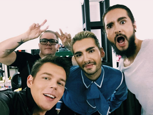 Welcome to official Tokio Hotel fanclub Slovenia!