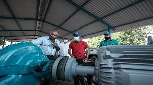 La parroquia Luis Hurtado Higuera de Maracaibo,contará  con el servicio de gas doméstico por tubería