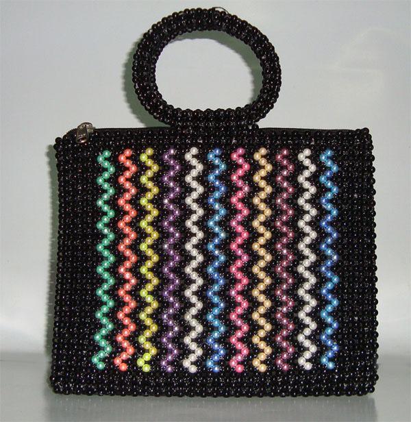 Beaded Bags  Pratibha Art & Craft