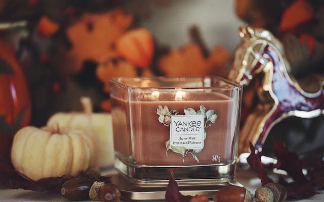 Yankee Candle - Harvest Walk; Tydzień z Elevation Collection with Platform Lid - Czytaj więcej »