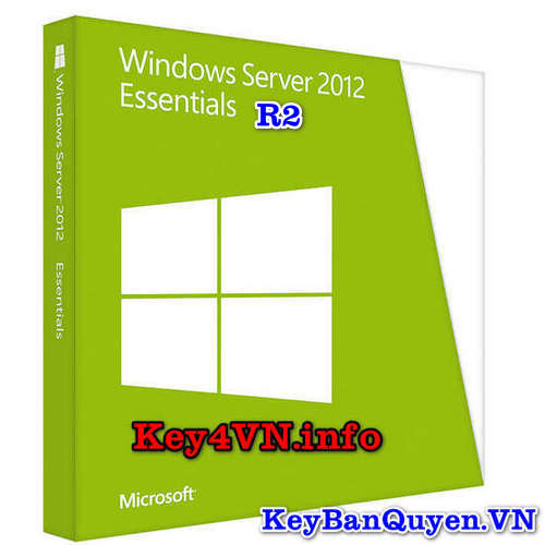 Mua bán key bản quyền Windows Server 2012 R2 Essentials .