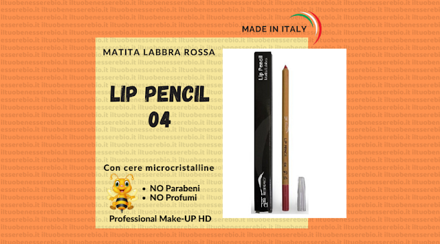 Kirei - Lip pencil 04