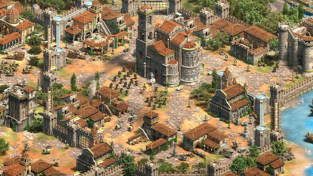 Age of Empires II Definitive Edition Lords of the West
