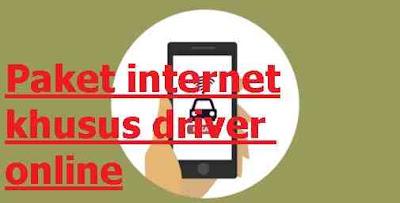 Bagi kamu yang berpropesi sebagai driver tentunya sangat dan sangat membutuhkan paket dat Paket Internet Telkomsel Murah khusus Untuk Driver Online