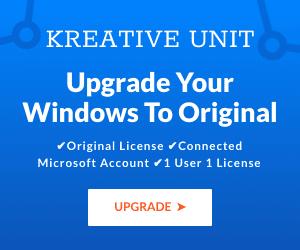 Web Store KreativeUnit