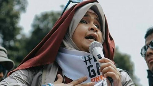 Siap Lawan Kezaliman, Partai Ummat Beberkan Calon Kader: Ada Neno Warisman